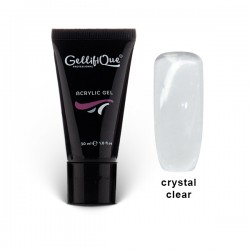 Acrylic Gel Crystal Clear 60/30 ml