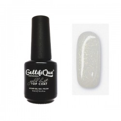 3.Gold Dust Glitter Gel (HEMA FREE)